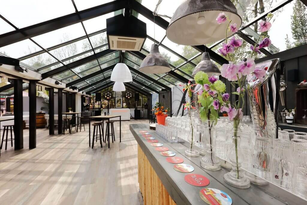 Amstelboat house visual