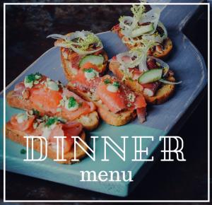 Amstel Boathouse restaurant amsterdam DINNER pic